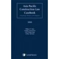 Asia Pacific Construction Law Casebook