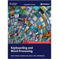 Keyboarding and Word Processing, Complete Course: Microsoft Word 2013 (custom)