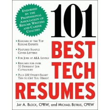 101 Best Tech Resumes