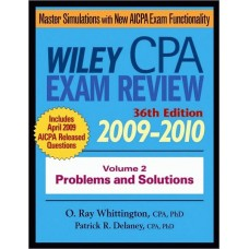 wiley cpa exam review 2010 auditing and attestation wiley cpa examination review auditing attestation
