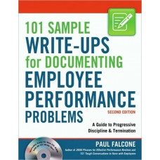 101 Sample Write-Ups 4 Documenting Emplo