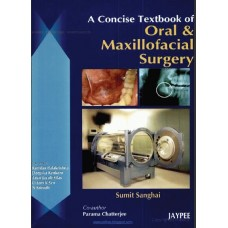 A Concise Textbook of Oral & Maxillofacial Surgery