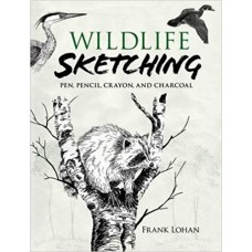 Wildlife Sketching (Pen, Pencil, Crayon and Charcoal)