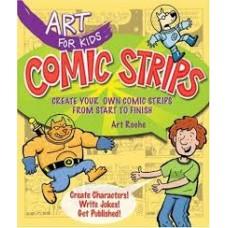Art for Kids: Comic Strips