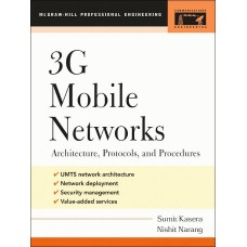 3G Mobile Networks: Architecture, Protocols, and Proceedures