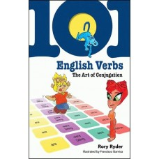 101 English Verbs: The Art of Conjugation