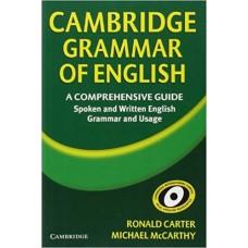 ambridge grammar of English : a comprehensive guide : spoken and written English grammar and usage