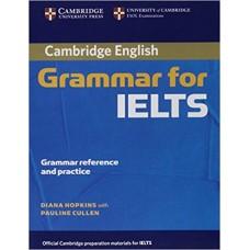 Campbrige Grammar for IELTS : grammar reference and practice