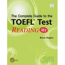 Complete Guide to the TOEFL Test: Reading , IBTwith CD