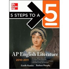 5 Steps To A 5 Ap English Literature, 2010-2011