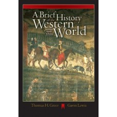 A Brief History of the Western World (With Study Guide, CD-ROM, and InfoTrac)