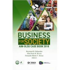 Business for Society: AIM-DLSU Case Book 2018