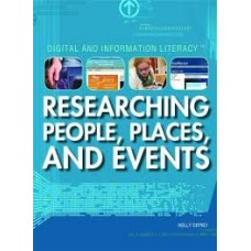 Digital and Information Literacy: Researching People, Places, and Events