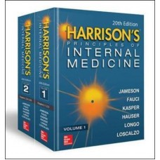 Harrison's Principles of Internal Medicine (Two-Volume Set)