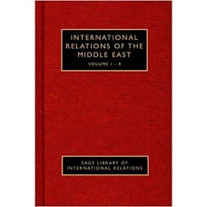 International Relations of the Middle East, 4 vol. set