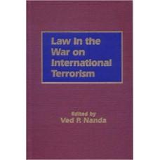 Law In The War On International Terrorism