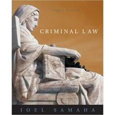 Criminal Law w/ cd