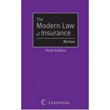 McGee: The Modern Law Of Insurance
