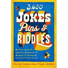 3,650 Jokes, Puns and Riddles