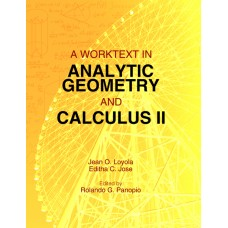 A Worktext in Analytic Geometry and Calculus II