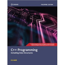 C++ Programming including Data Structures (Custom)