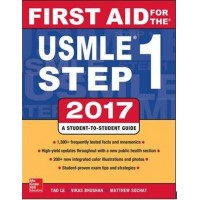 First Aid for the USMLE Step 1 2017 (ISE)