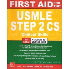 First Aid for the USMLE Step 2 CS (International Student Edition)