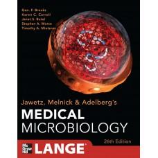 Jawetz, Melnick, & Adelbergs Medical Microbiology