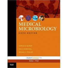 Medical Microbiology: with STUDENT CONSULT Online Access