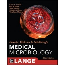 Jawetz, Melnick, & Adelbergs Medical Microbiology