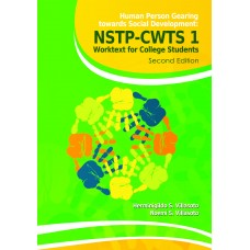 Human Person Gearing Towards Social Development: NSTP-CWTS 1 Worktext for College Students