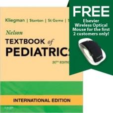 Nelson Textbook of Pediatrics (Two-Volume Set), International Edition