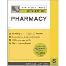 Appleton & Lange Review of Pharmacy with CD-Rom