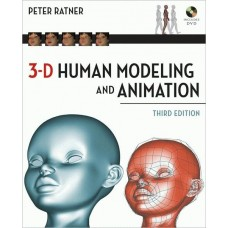3-D Human Modeling and Animation with DVD-Rom