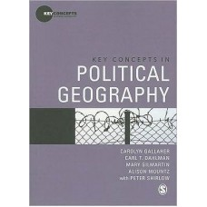 Key Concepts in Political Geography (paper)