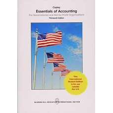 Essentials of Accounting for Governmental and Not-For-Profit