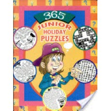 365 Junior Holiday Puzzles