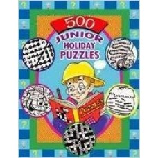 500 Junior Holiday Puzzles