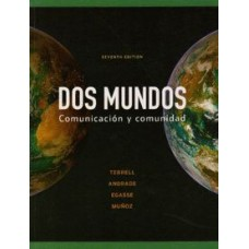 Dos Mundos, Student Edition