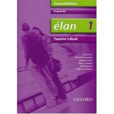 Elan-French Teacher's Book 1