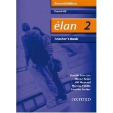 Elan-French Teacher's Book 2