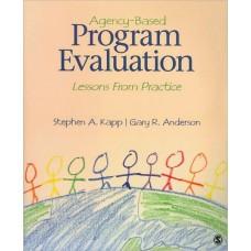 Agency-Based Program Evaluation