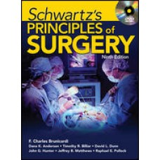 Schwartz's Principles of Surgery with DVD-Rom