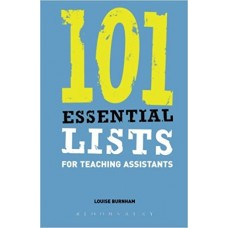101 Essential Lists for Teaching Assistants