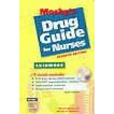 Mosby's Drug Guide for Nurses with CD-Rom