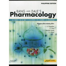 Rang and Dale's Pharmacology (Philippine Adaptation) with Online Access