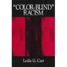 'Color-blind' Racism