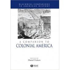 Companion to Colonial America