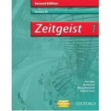 Zeitgeist-German Student's Book 1