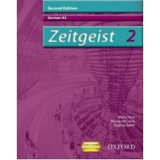 Zeitgeist-German Student's Book 2